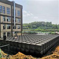 齐齐哈尔地埋式箱泵一体化泵站主体结构