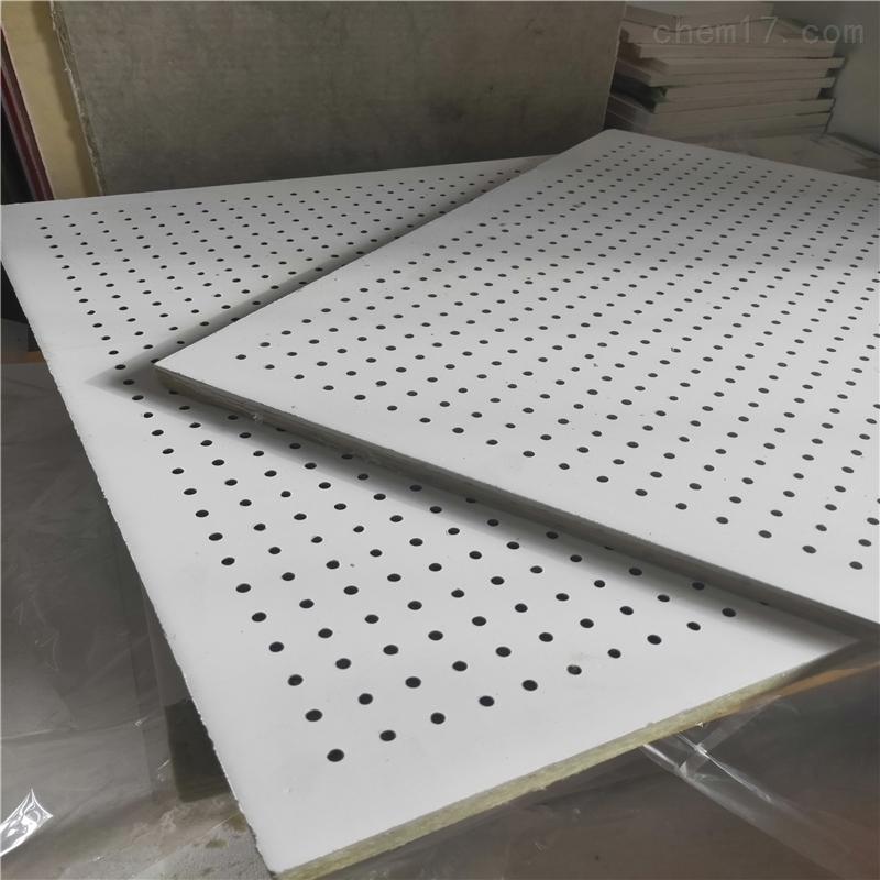 风机室隔音硅酸钙复棉板