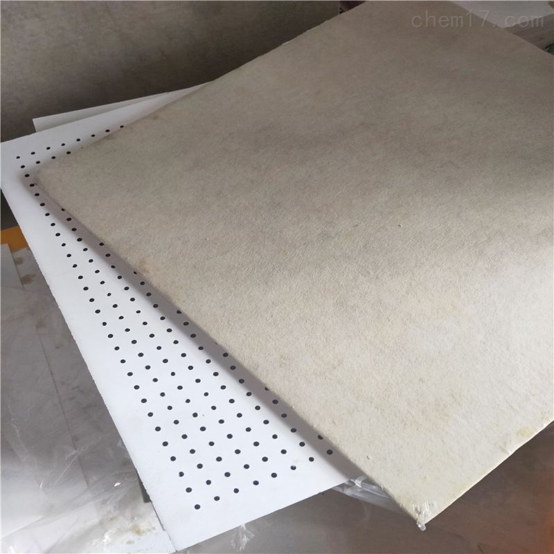 加棉冲孔吸音硅酸钙天花板