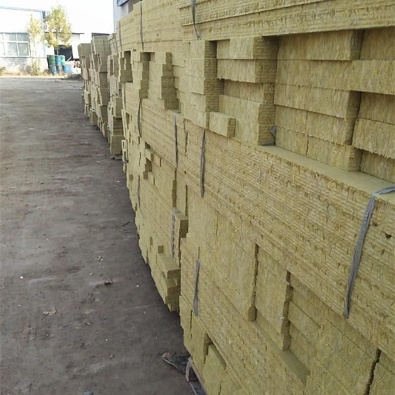 90kg内墙隔音岩棉复合板