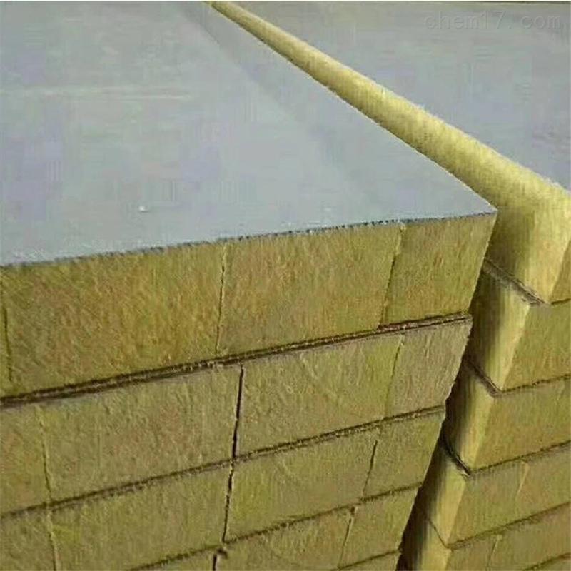 3毫米砂浆复合保温岩棉板