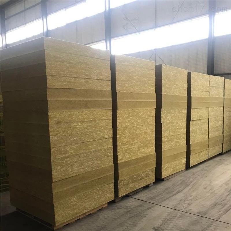 外墙岩棉复合板40mm每平米价格