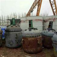 化工设备处理多台2吨搪瓷反应釜