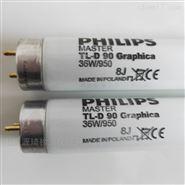 飞利浦高显色印刷绘图专用D50对色灯管