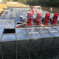黑河地埋式消防水池水箱规范