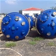 二手搪瓷反应釜10立方-20立方-35吨直销厂家