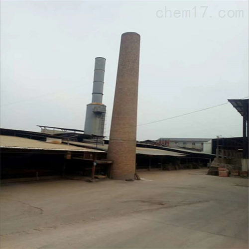 汝州市拆除钢烟囱公司施工队