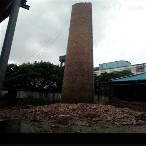 七台河市废砖烟囱拆除公司创优企业