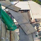 孟州市旧烟囱拆除公司施工案例