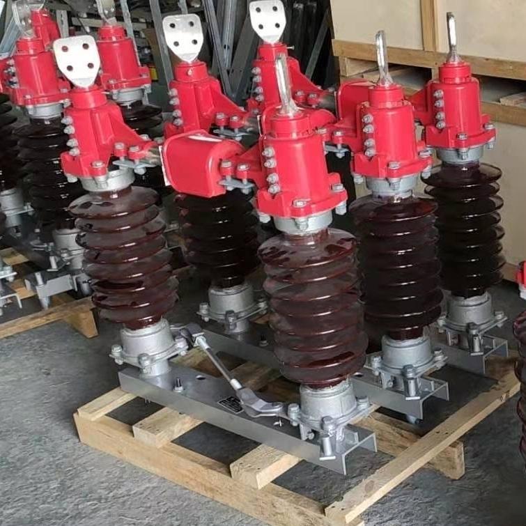 厂家直销铝合金触头35kv高压隔离开关