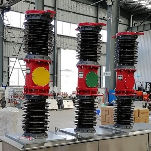郑州市ZW7智能35KV高压真空断路器