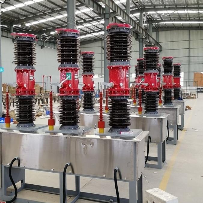 供应线路型35KV柱上高压断路器南阳市厂家
