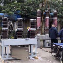 户外35KV瓷柱式高压真空断路器南阳市价格