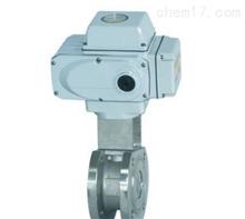 Q971F-25P电动对夹式球阀