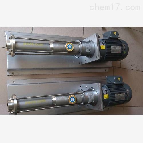西派克seepex通用型泵