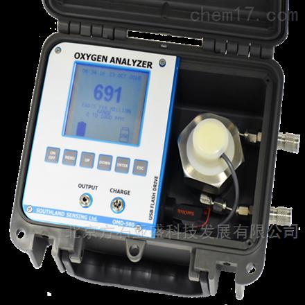 便携微量氧气分析仪
