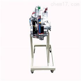 YUY-JP0208汽车双离合器变速器解剖台架(六档)