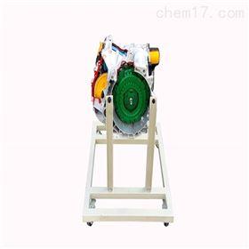 YUY-JP0209汽车双离合器变速器解剖台架(七档)
