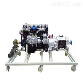 YUY-JP0222斯太尔汽车发动机与手动变速器解剖综合模型