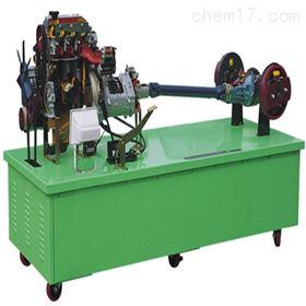 YUY-JP0223汽车动力驱动与传动系统演示解剖模型