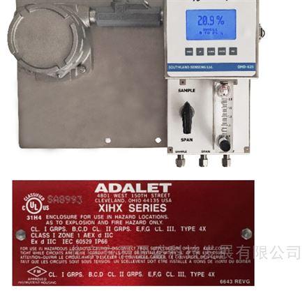 在线ppm防爆氧气分析仪