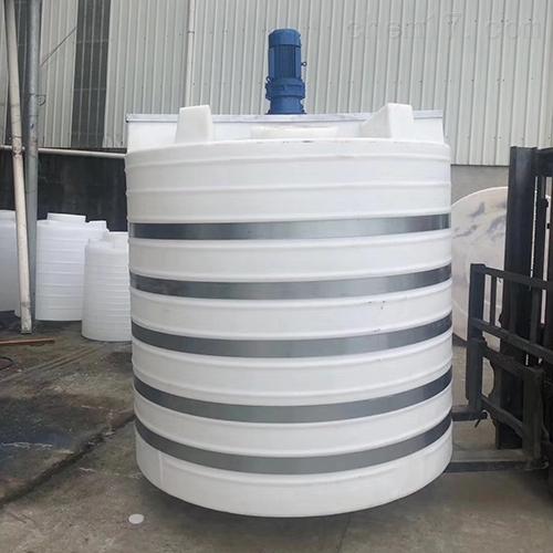 50吨PAM搅拌桶定制
