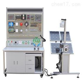 YUY-PV33光伏离并网追日发电实验系统|新能源教学