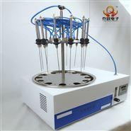 四川圆形水浴氮吹仪,圆形可旋转氮气吹扫仪