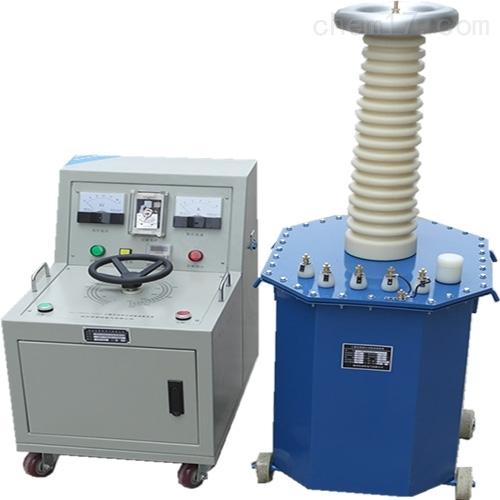 熔喷布静电发生器负极性输出