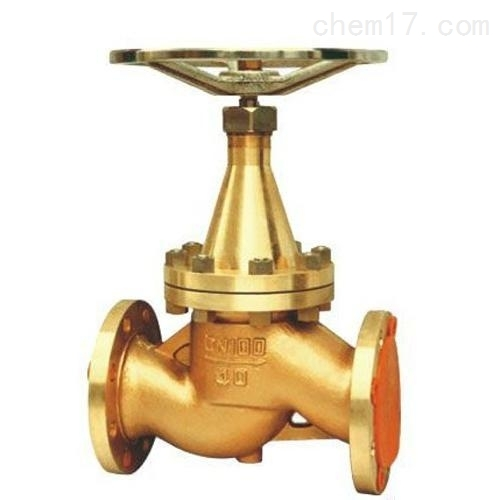 型铜氧气阀