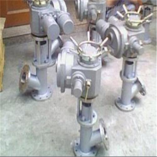 不锈钢电动放料阀