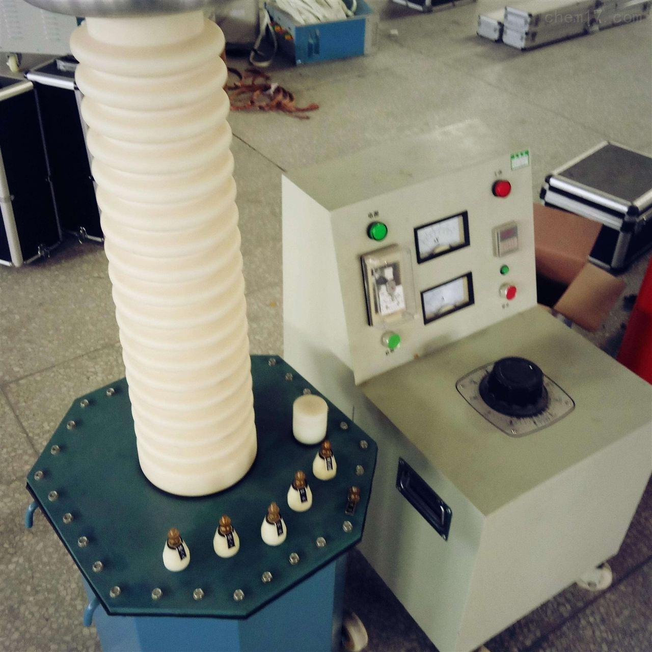 熔喷布静电驻极专用机(油浸试验变压器)