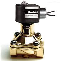 1管螺纹美国手机版parker手机版二通常闭通用电磁阀