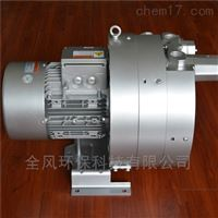 3.7KW3D打印铝合金旋涡气泵