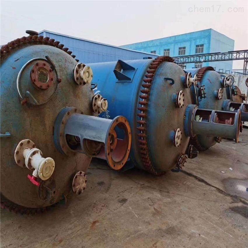 二手大型高压反应釜回收