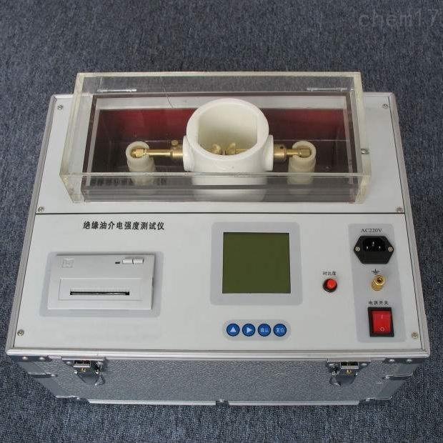 新款绝缘油介电强度测试仪原理