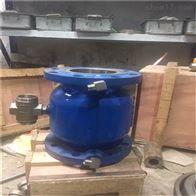 LHS743X不锈钢低阻力倒流防止器