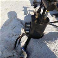 矿山开采破硬石头机械