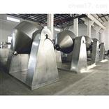 5000常州处理5台5000L不锈钢双锥干燥机