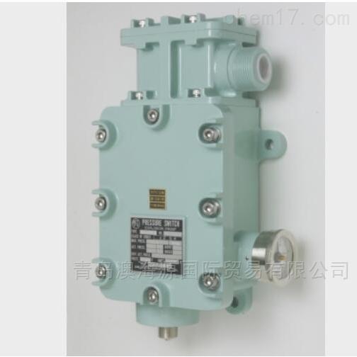 BP-E500系列耐圧防爆型压力开关日本ACT
