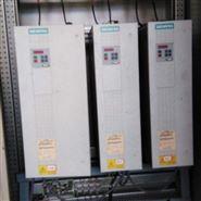 西门子6SE70变频器上电显示E报警维修