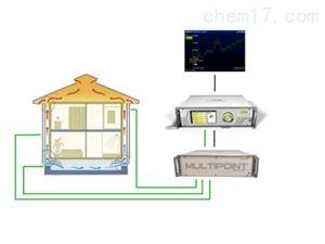 示踪气体法通风效率测量系统