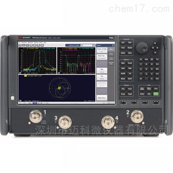 网络分析仪安捷伦N5221B维修