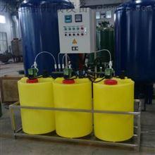 MYJY-200L两桶三泵两用一备喷淋塔加药装置