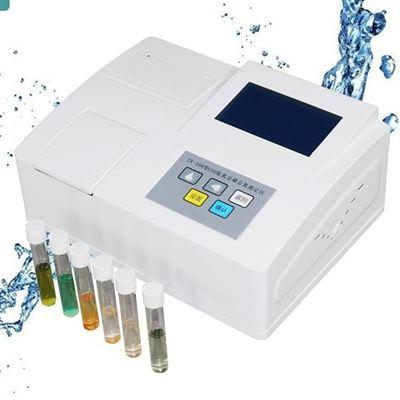 四川台式多参数水质分析仪