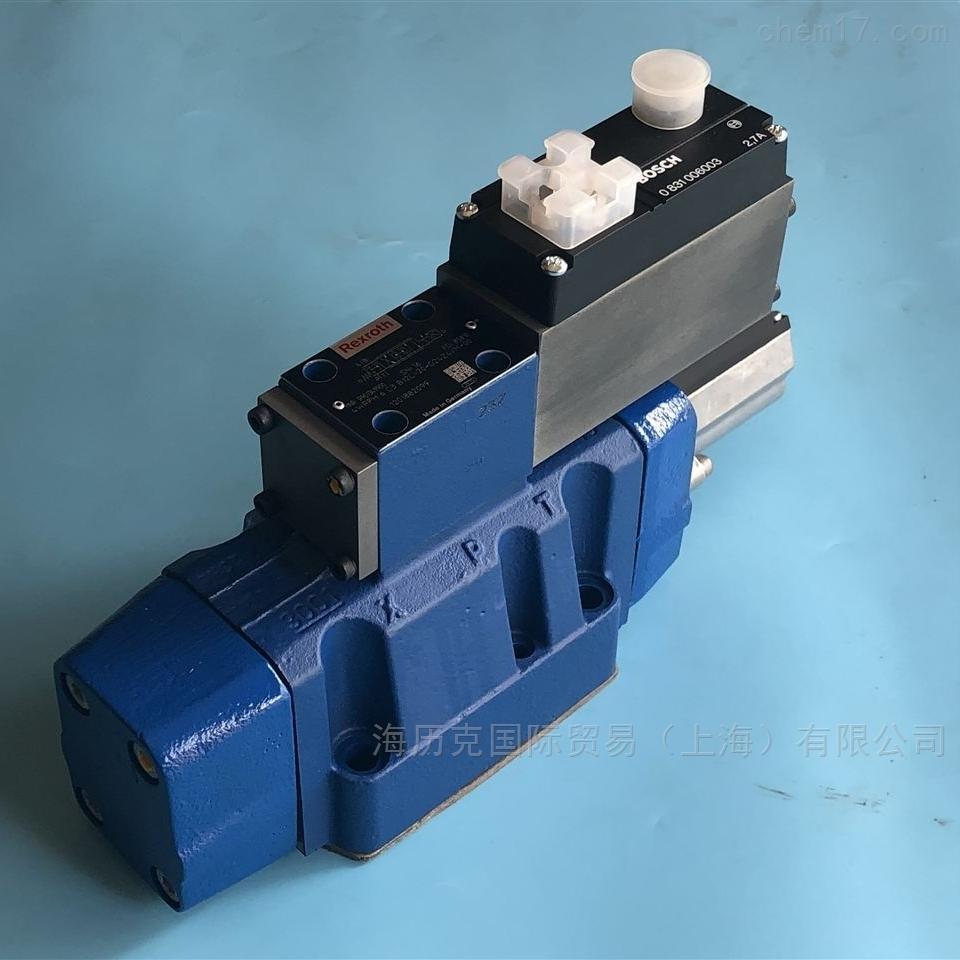 Rexroth力士乐R901218100减压阀进口现货