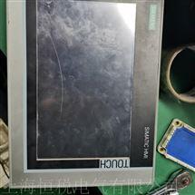 SIEMENS售后维修西门子触摸屏通电屏幕无反应故障解决方法