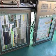 SIEMENS售后维修西门子触摸屏开机后白屏故障维修检测中心