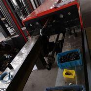 WGW电液伺服预应力筋用锚具静载试验机