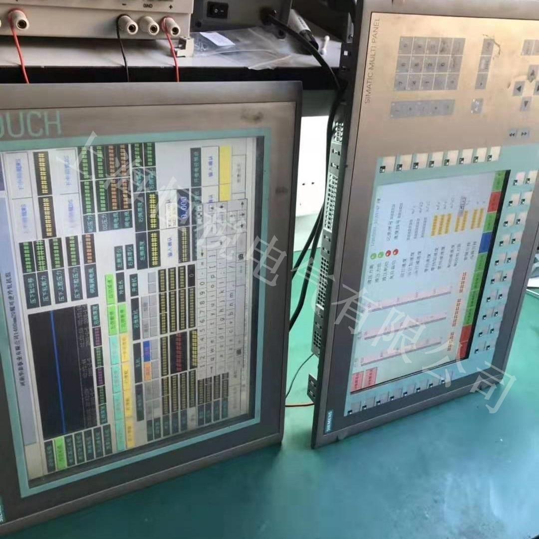 西门子TP1200触摸屏按键坏/按键不灵维修